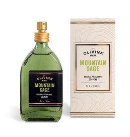 OLIVINA COLOGNE 2.7 OZ MOUNTAIN SAGE