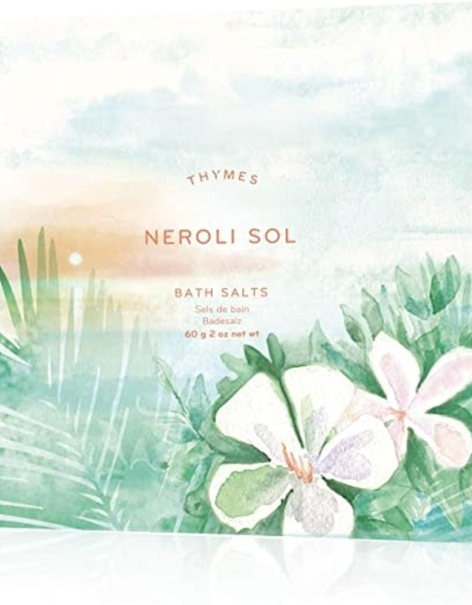 BATH SALT ENVELOPE NEROLI SOL