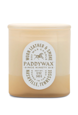 PADDYWAX CANDLE PADDYWAX VISTA WORN LEATHER AND SMOKE