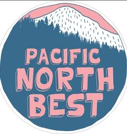 PEN AND PINE STICKER VINYL PACIFIC NORTH BEST