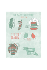 PEN AND PINE STICKER SHEET HOLIDAY