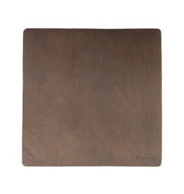 MOUSE PAD RUSTICO ULTRA THICK DARK BROWN