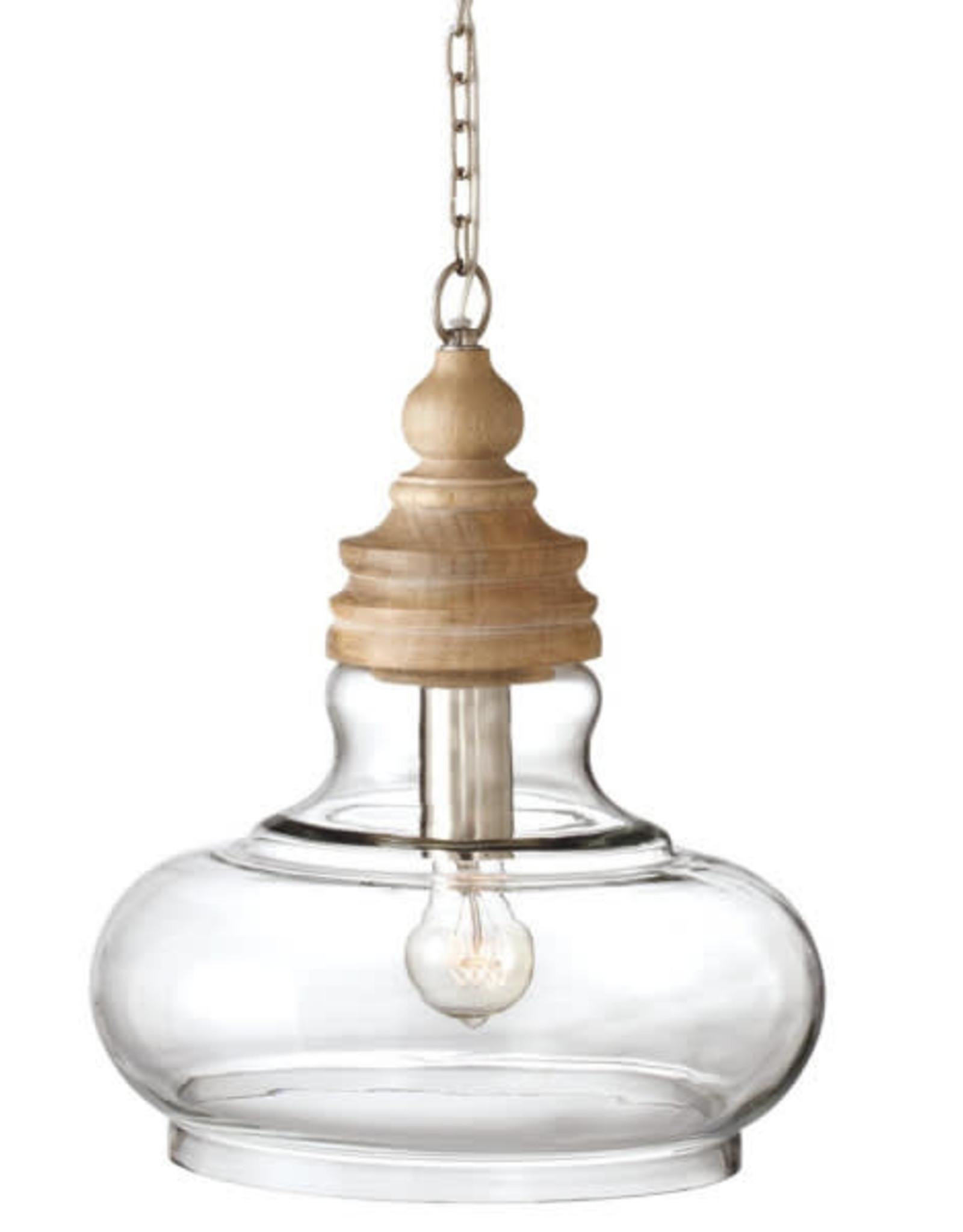 LAMP BUBBLE GLASS PENDANT