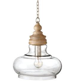 MIDWEST CBK LAMP BUBBLE GLASS PENDANT