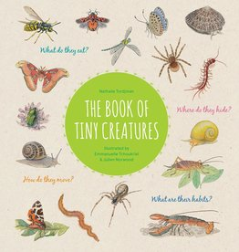 CHRONICLE BOOKS THE BOOK OF TINY CREATURES
