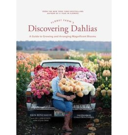 CHRONICLE BOOKS FLORET FARMS DISCOVERING DAHLIAS