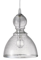 PENDANT CLEAR LARGE ST CHARLES