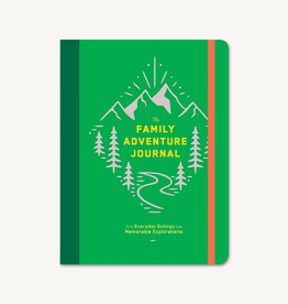 CHRONICLE BOOKS THE FAMILY ADVENTURE JOURNAL