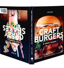 PENGUIN RANDOM HOUSE CRAFT BURGERS AND CRAZY SHAKES FROM BLACK TAP
