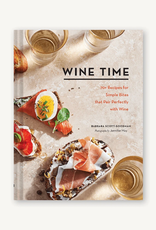 CHRONICLE BOOKS WINE TIME