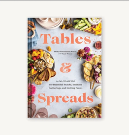 CHRONICLE BOOKS TABLES AND SPREADS