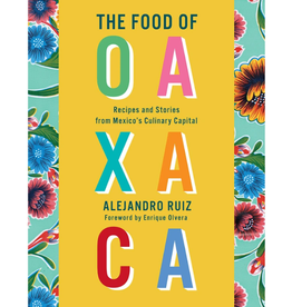 PENGUIN RANDOM HOUSE THE FOOD OF OAXACA