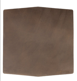 MOUSE PAD RUSTICO BASECAMP THICK DARK BROWN