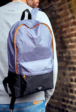 BACKPACK FOLDABLE WITH CARRYING CASE NAVY BLUE
