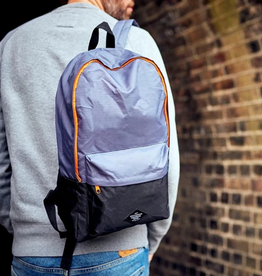 GENTLEMAN'S HARDWARE BACKPACK FOLDABLE WITH CARRYING CASE NAVY BLUE