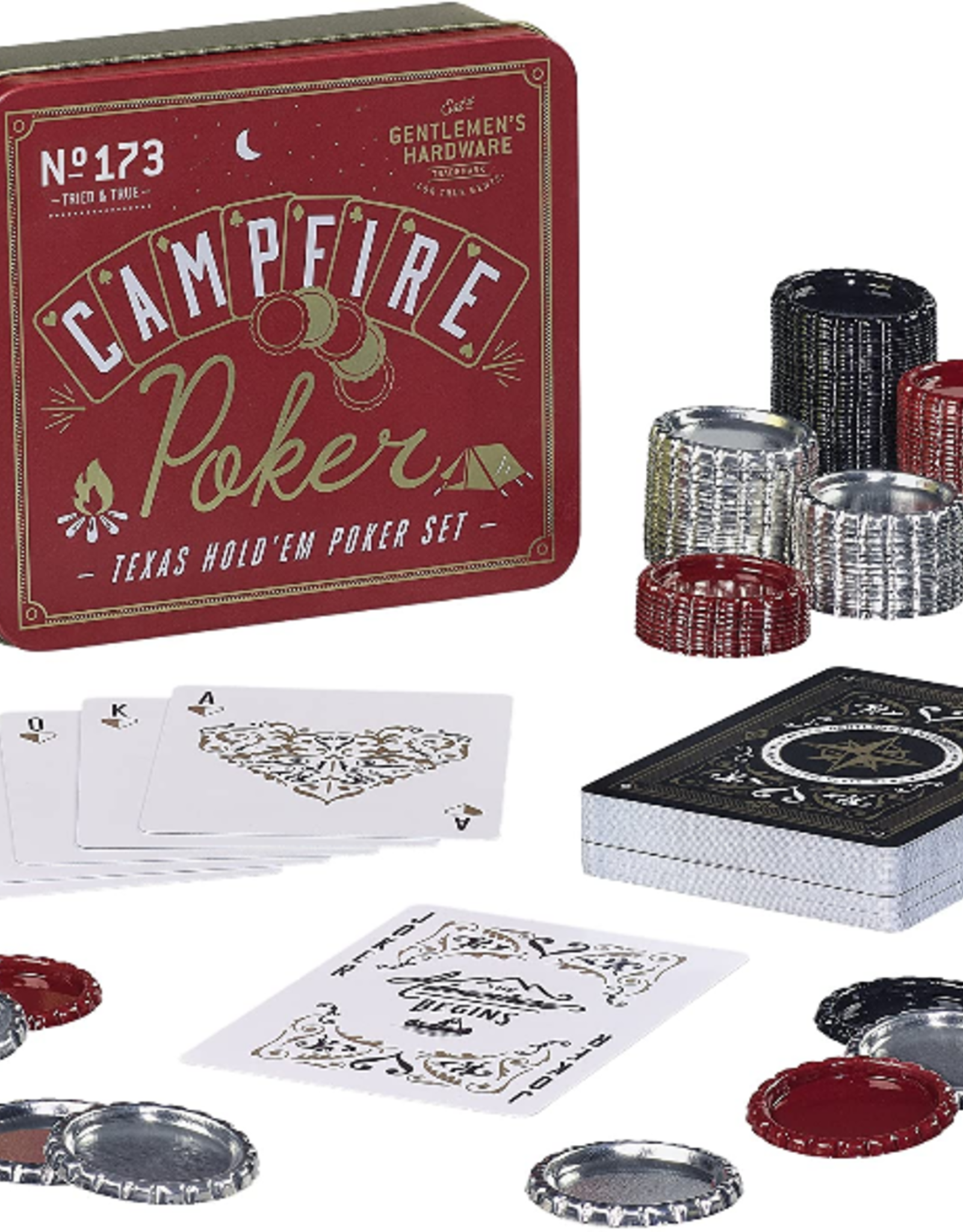 GAME CAMPFIRE POKER