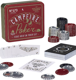 GENTLEMAN'S HARDWARE GAME CAMPFIRE POKER