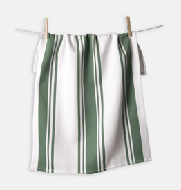 TOWEL CENTERBAND MINERAL GREEN