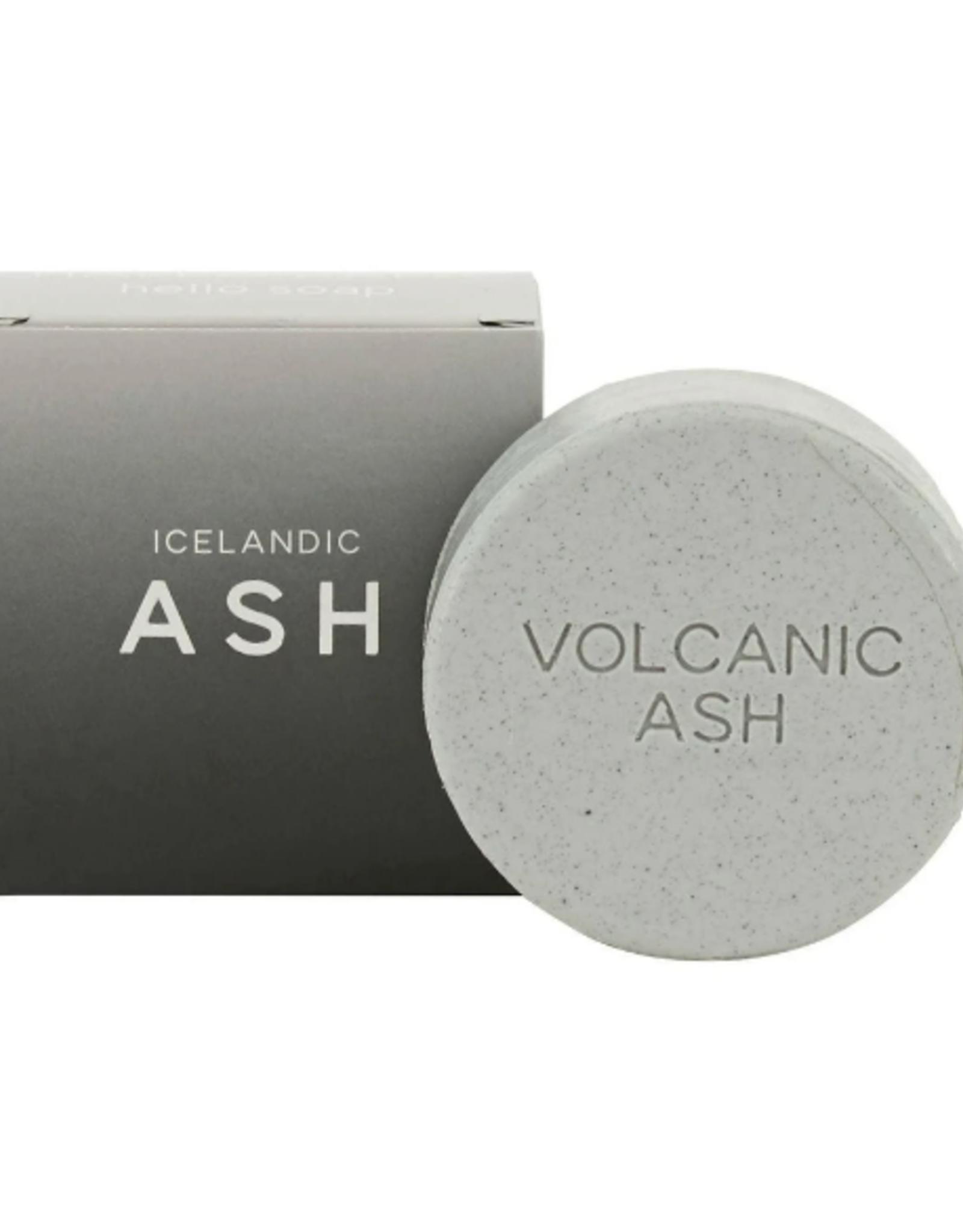 SOAP ICELANDIC VOLCANIC ASH