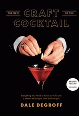 PENGUIN RANDOM HOUSE NEW CRAFT OF THE COCKTAIL