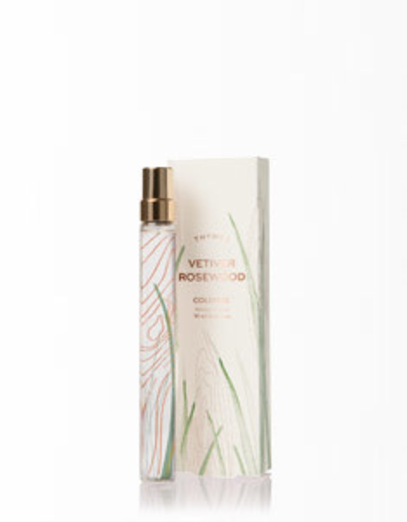 THYMES COLOGNE SPRAY PEN VETIVER ROSEWOOD -[DISCONTINUED]