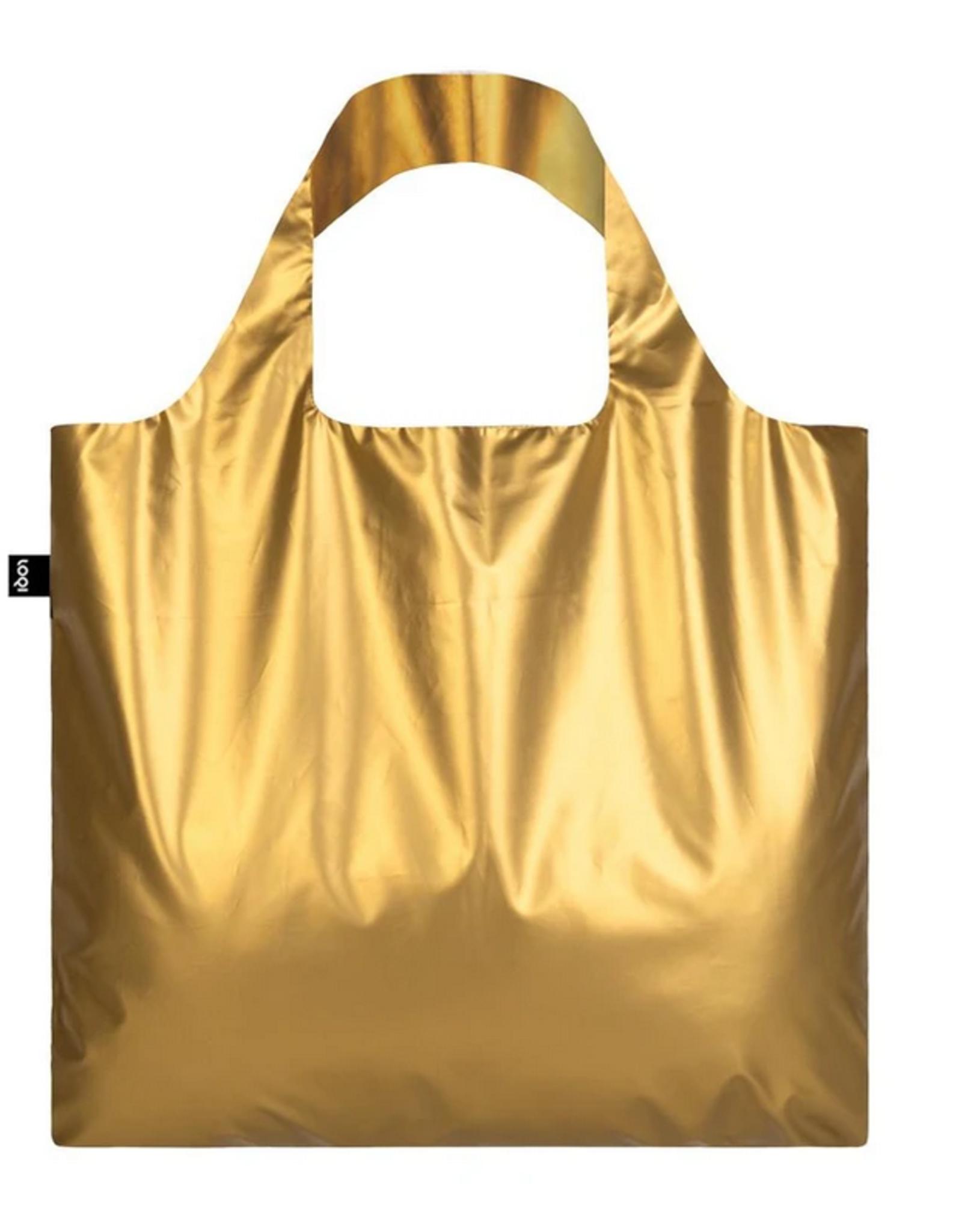 BAG METALLIC GOLD