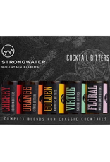 COCKTAIL BITTERS SAMPLE SET OF 5