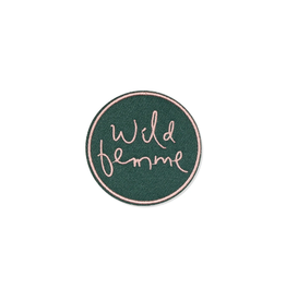 PATCH ADHESIVE WILD FEMME