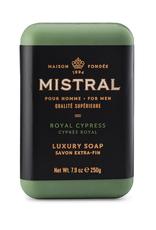 SOAP BAR ROYAL CYPRESS