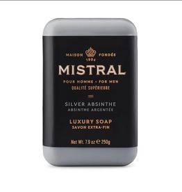 SOAP BAR SILVER ABSINTHE