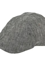 DRIVER CAP HAT GREY (ONE SIZE -- L/XL)