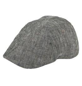 SAN DIEGO HAT DRIVER CAP HAT GREY (ONE SIZE -- L/XL)