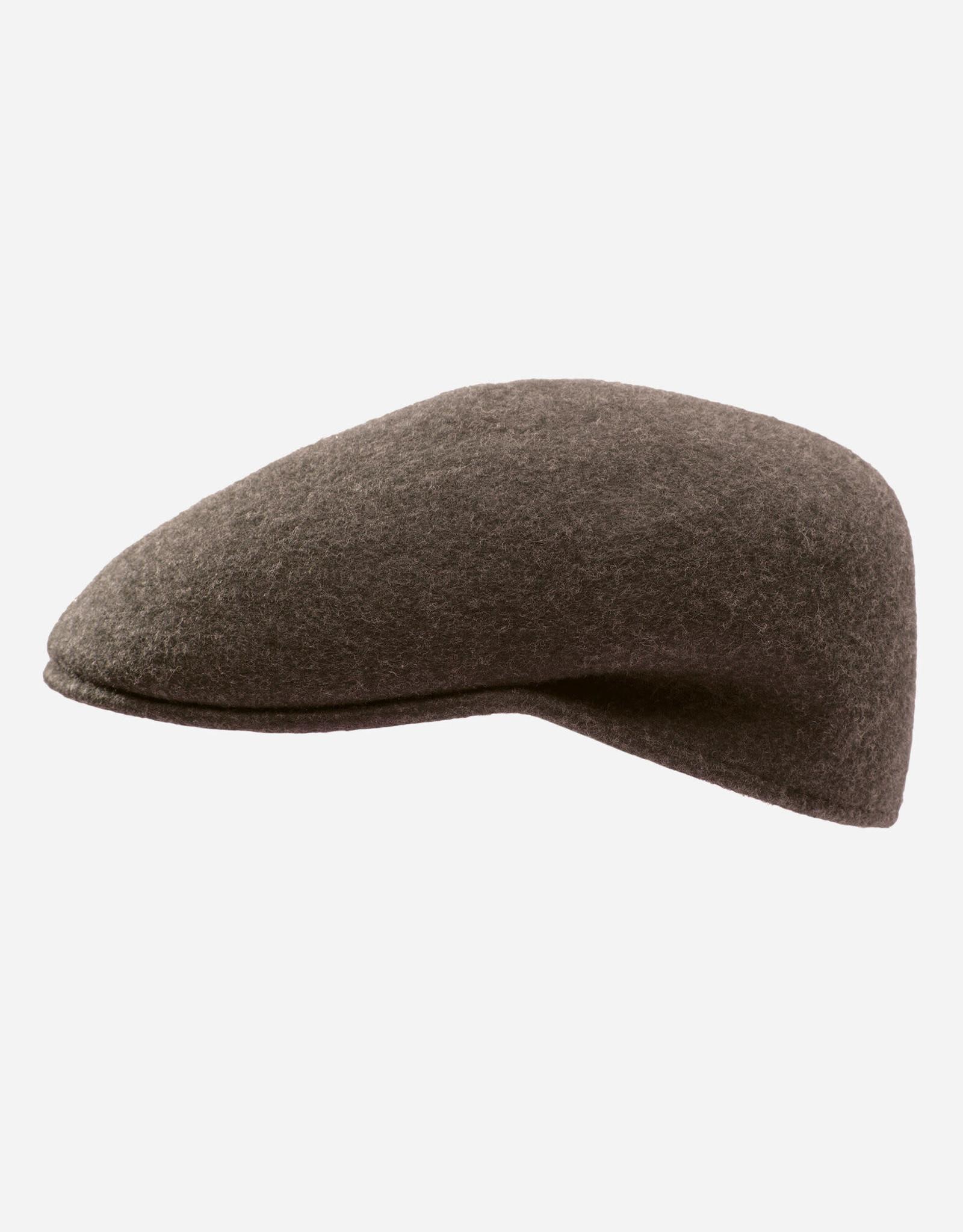 PENDLETON HAT WOOL CUFFLEY DARK TAN MEDIUM
