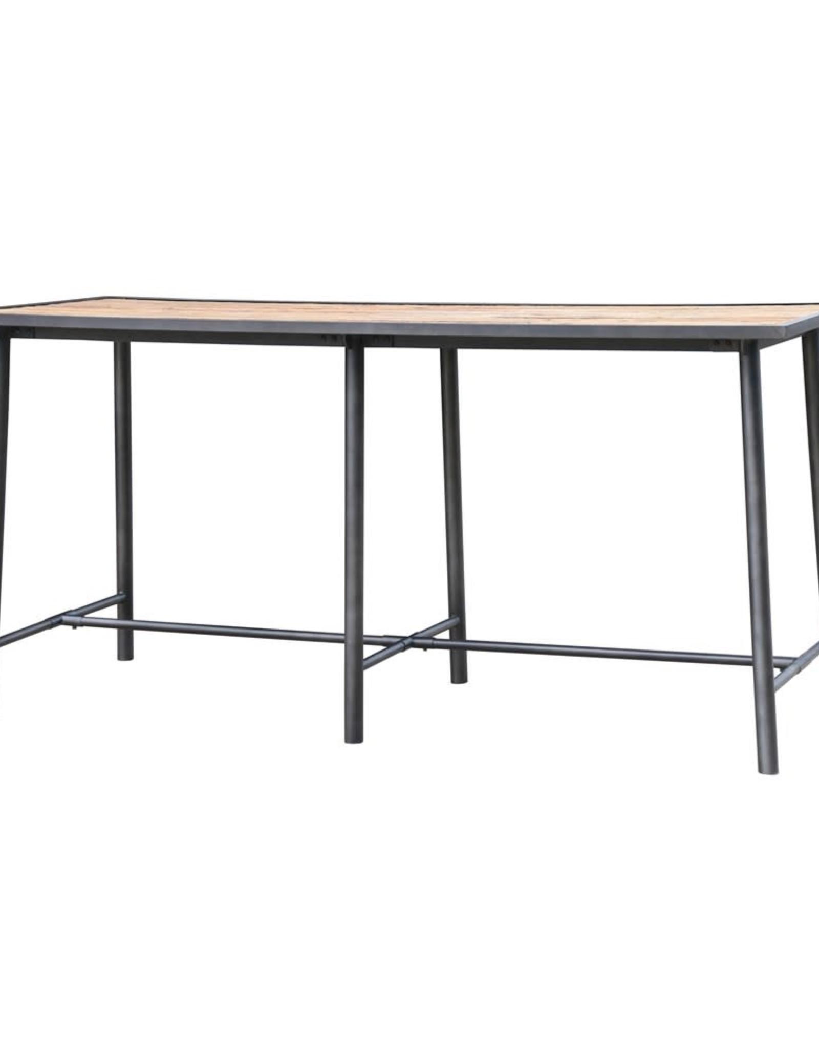 TABLE BAR DUKE WASHED OLD OAK