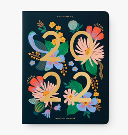 RIFLE PAPER COMPANY THREADBOUND 12-MONTH PLANNER DOVECOTE 2022