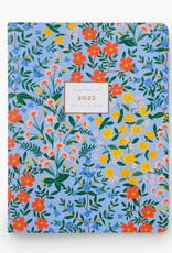 RIFLE PAPER COMPANY THREADBOUND 12-MONTH PLANNER WILDWOOD 2022