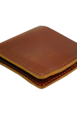 WALLET LEATHER KNOX SADDLE