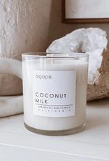 CANDLE AGAPE COCONUT MILK