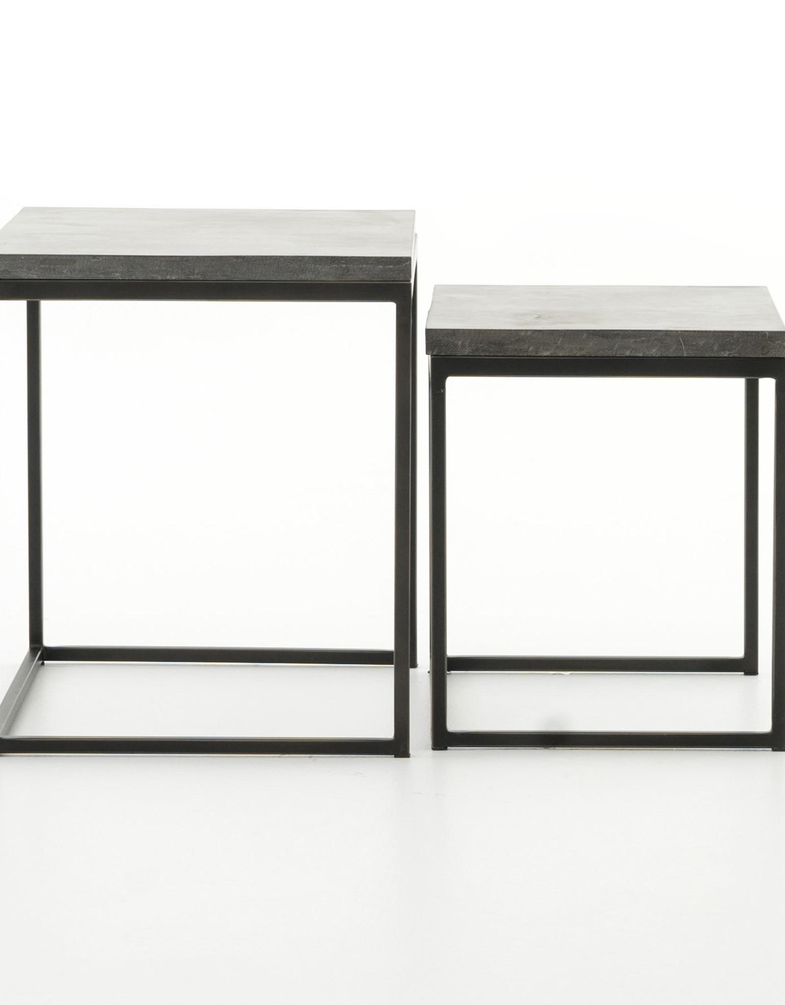 SIDE TABLE HARLOW BLUESTONE