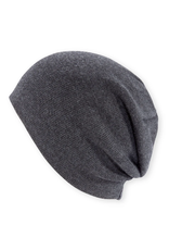 HAT BEANIE ACE CHARCOAL GRAY