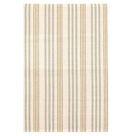 RUG WOVEN COTTON OLIVE BRANCH 6 X 9