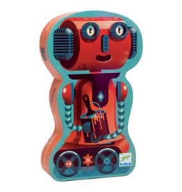 DJECO PUZZLE BOB THE ROBOT 36 PIECES