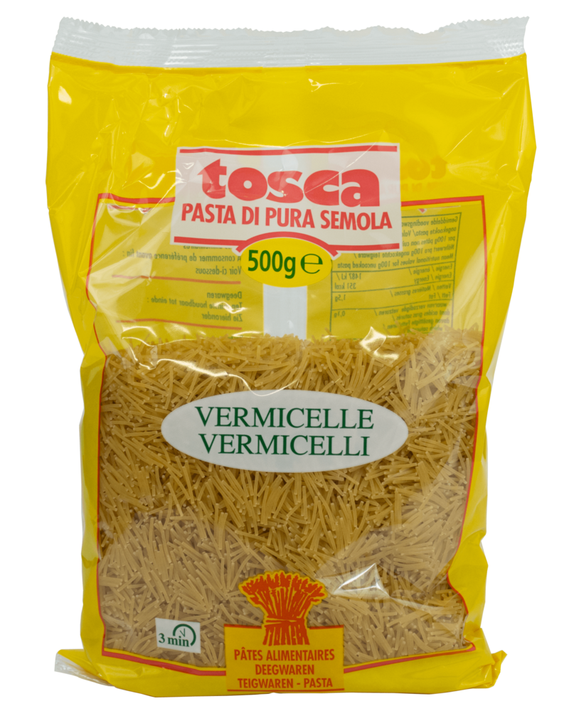 Tosca Tosca Vermicelli Noodles 500g