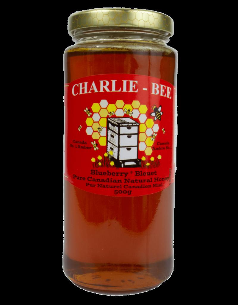 Charlie Charlie Bee Blueberry Honey 500g