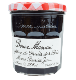 Bonne Maman Jam - Mixed Berries 250ml