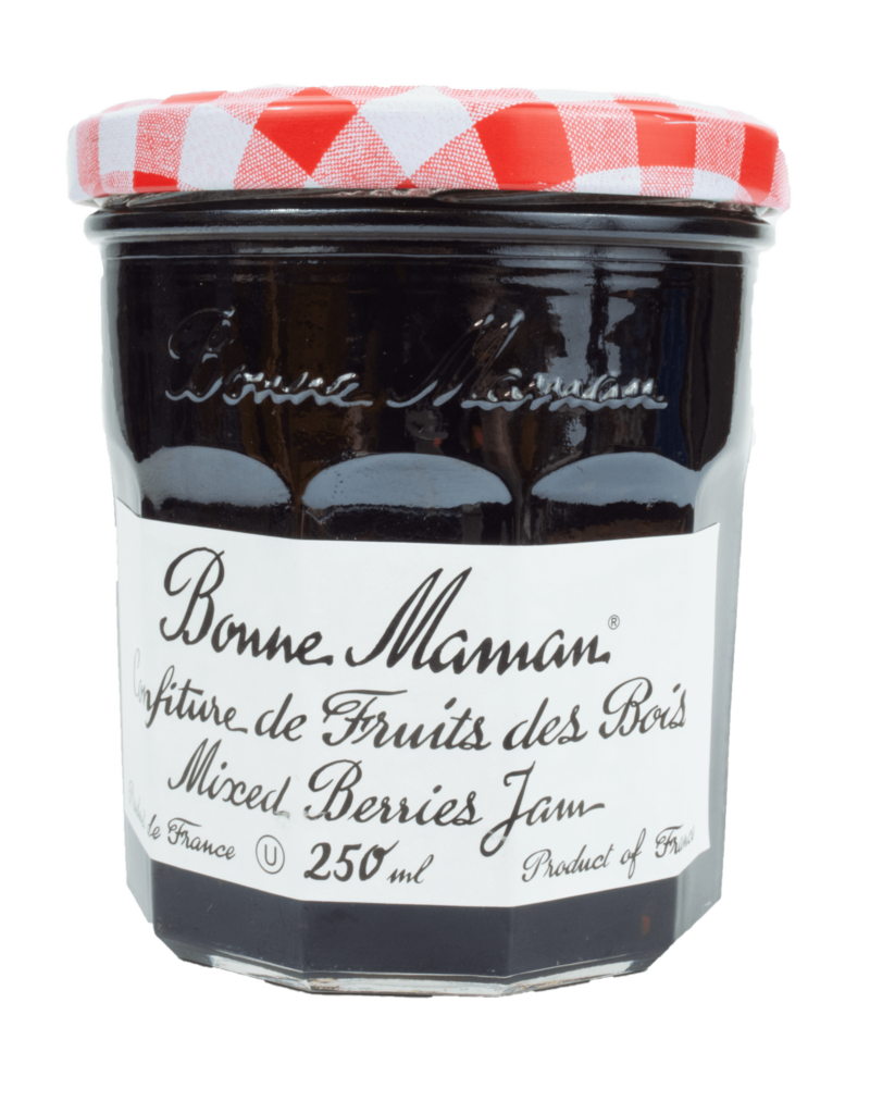 Bonne Maman Bonne Maman Jam - Mixed Berries 250ml