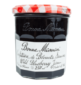 Bonne Maman Jam - Wild Blueberry 250ml