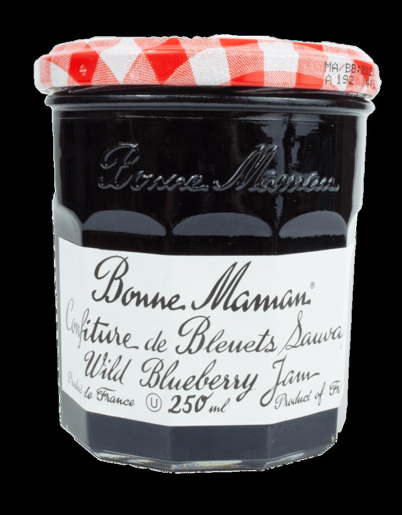 Bonne Maman Bonne Maman Jam - Wild Blueberry 250ml