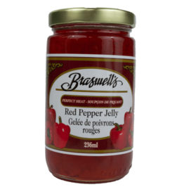 Braswell's Red Pepper Jelly 236ml
