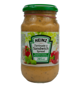 Heinz Sandwich Spread - Mediterranian 300ml